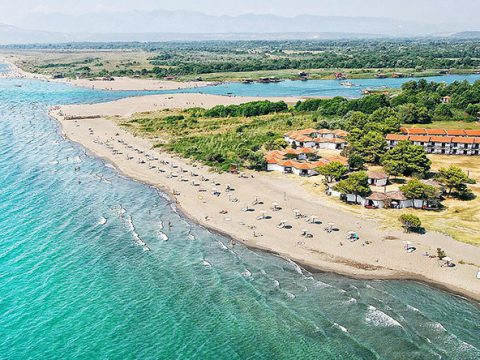 Ada Bojana vacation 2021
