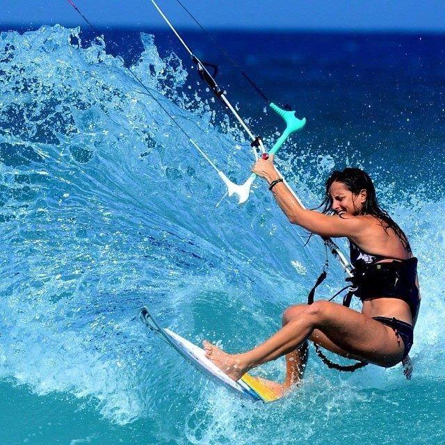 Kite Surfing Ada Bojana 2021