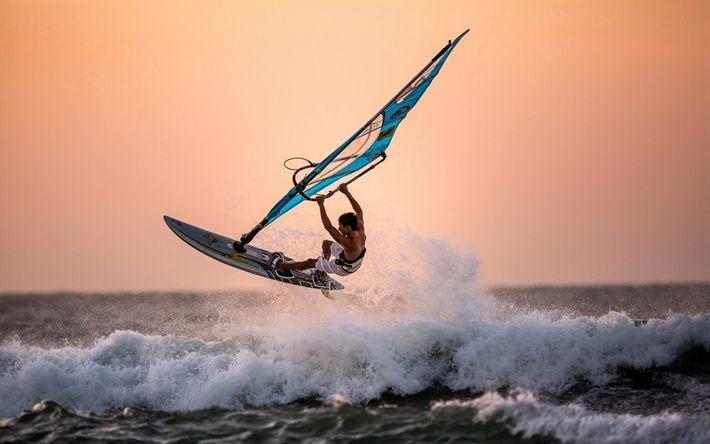 Ada Bojana windsurfing 2021